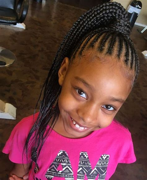 african american toddler ponytail hairstyles