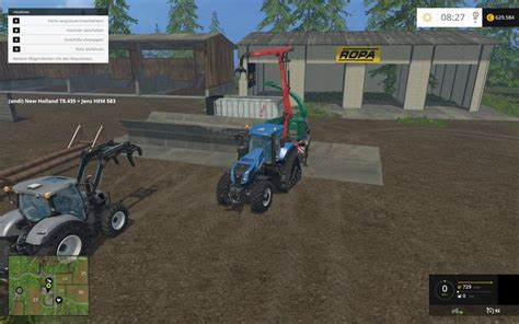 3 way table ls loading table for wood chipper v1 0 mod ls15 mod download