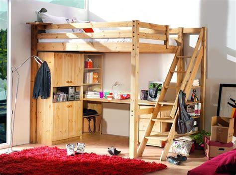 lit mezzanine avec bureau fly lit mezzanine 2 places avec bureau fly bureau idées de
