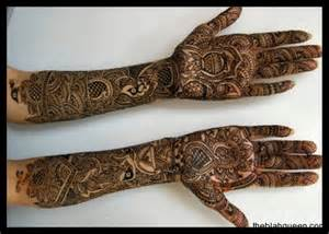 Dulhan Mehendi Designs