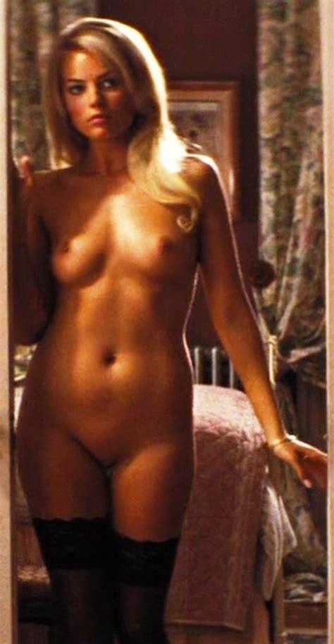 Margot Robbie Nue Dans The Wolf Of Wall Street