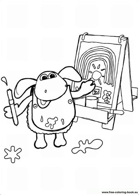 Coloring Time by Coloring Pages Timmy Time Page 2 Printable Coloring