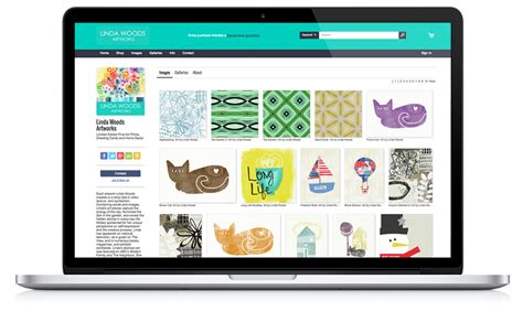 design your own website sell how to sell