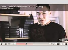 Millions The Series Interviews JUZD Streetwear clothing