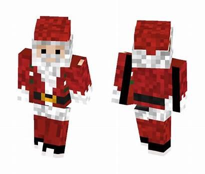 Santa Minecraft Skin Skins Superminecraftskins