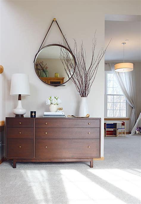 ideas  dresser mirror  pinterest white