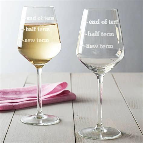 teachers wine glass felt fabric paper diy wine glass