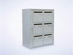Boite Colis Poste Dimensions : boites aux lettres acier boite a lettre anti vandale ~ Nature-et-papiers.com Idées de Décoration