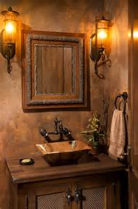 Modern Above Kitchen Cabinet Decor by Small Powder Room Sinks Powder Room With Vessel Sinks