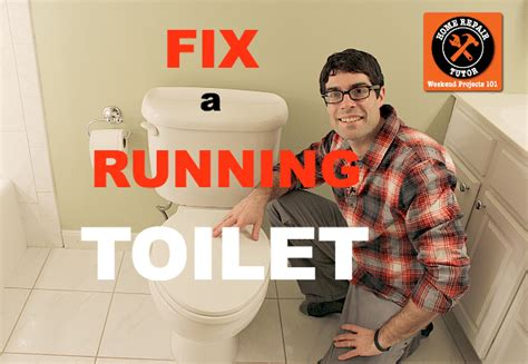 How To Fix A Running Toilet And Reduce Your Water Bill