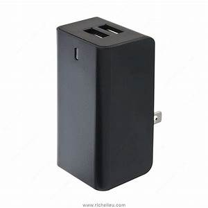 Round Power Station With 3 Outlets  U0026 2 Usb Ports