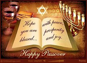 To All My Jewish Friends On Pinterest Happy Passover I