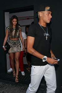 Neymar to arrive to the World Cup all loved up after ...