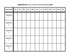 Excel Timetable Weekly Workout Plan For Men Beginners And Women Workout