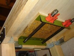 homemade pipe clamp vise homemadetoolsnet
