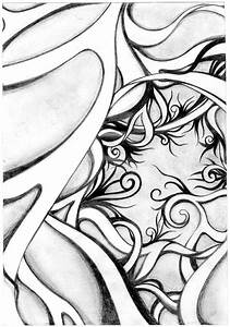 Abstract pencil drawing 1 by AdrianForoughi on DeviantArt