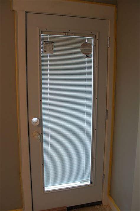 doors with built in blinds door with built in blinds quot jeldwen quot special ordered