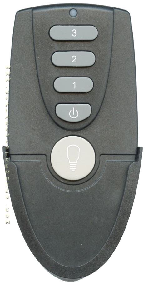 hton bay ceiling fan remote receiver buy hton bay fan 51t fan51t black fan51tb ceiling fan
