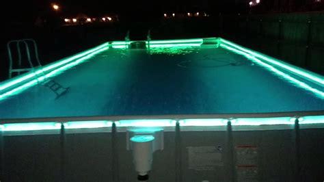 intex pool led intex pool 5050 ws2811 led 1
