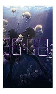 Nier Automata V2 + Digital Clock Wallpaper Engine Free ...