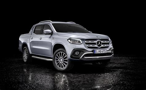 New Mercedesbenz Xclass Pickup News, Specs, Prices, V6
