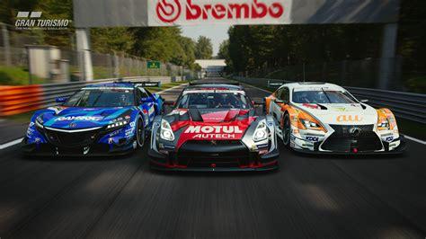 gran turismo sport update adds  cars track