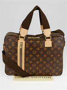 louis vuitton monogram sac bosphore messenger bag yoogi