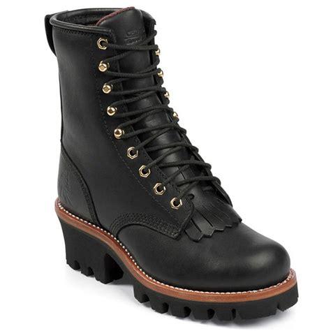 boot barn work boots chippewa s insulated logger work boots boot barn