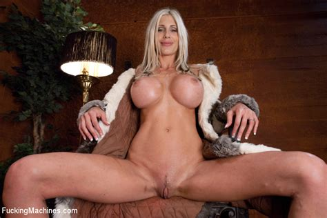 Blonde Haired Milf Puma Swede With Big Breasts And Shaved