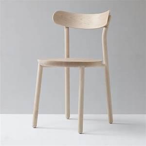 Chaise Bois Design : chaise en bois design bricolage maison et d coration ~ Teatrodelosmanantiales.com Idées de Décoration