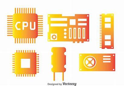 Computer Hardware Vector Component Vecteezy System Resources