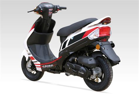 importateur scooter znen spiro 50 scooter 50 4 temps