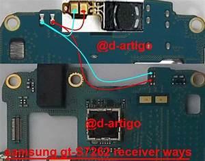 Samsung Galaxy Star Pro S7260 Speaker Solution Jumper