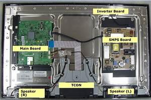 Samsung Ln26b350f1 Ln32b350f1 Tft Lcd Tv
