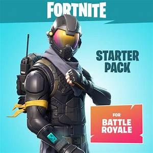 Fortnite: Battle Royale - Starter Pack (2018) PlayStation ...