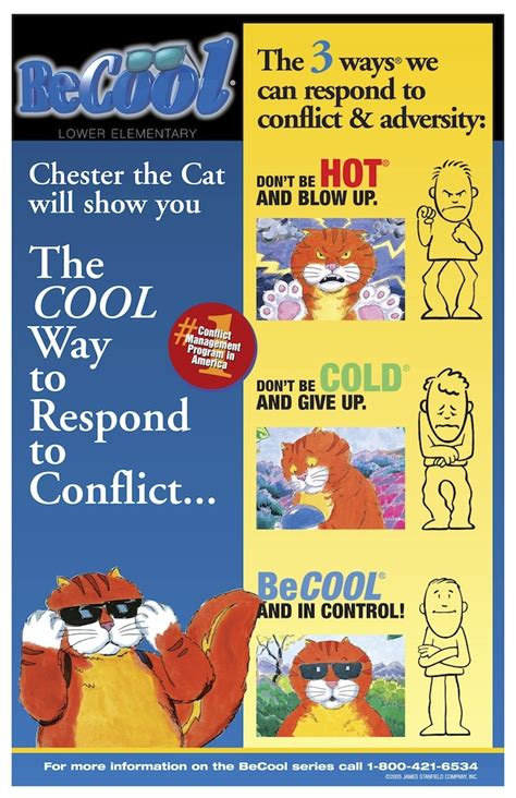 responding  conflict  cool