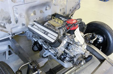engine  trans installation level  hot rod network