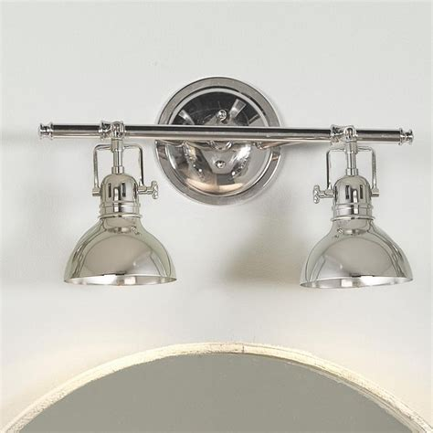 Polished Nickel Bathroom Lighting Fixtures by 38 Best Vanity Lights American Classics Images On
