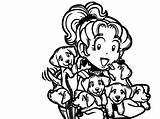 Dork Diaries Coloring Pages Nikki Russell Renee Rachel Books Diary Tales Pet Dorkdiaries Sitter Perfect Series Puppies She Mom Maxwell sketch template