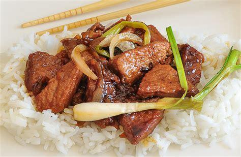 cuisine porc échine de porc au caramel cuisine à l 39 ouest