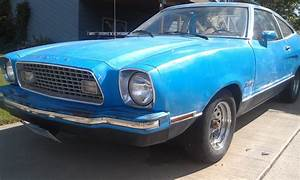 Everyone meet Stacy my '74 Mustang II : projectcar