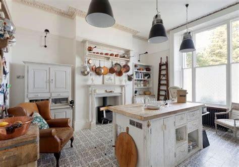 deco cuisine shabby décoration maison de style shabby chic 28 idées magnifiques
