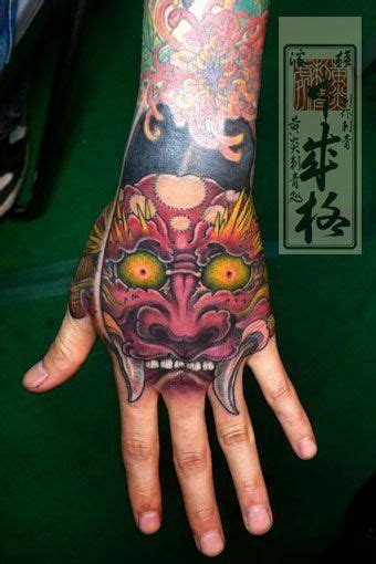 japan tattoo hand tattoos hand tattoos tattoos