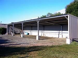 Hangar En Kit Bois : hangar charpente bois occasion obtenez des ~ Premium-room.com Idées de Décoration