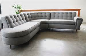 custom sofa mid century modern upholstered sectional fabulous furnishings custom furniture upholstery