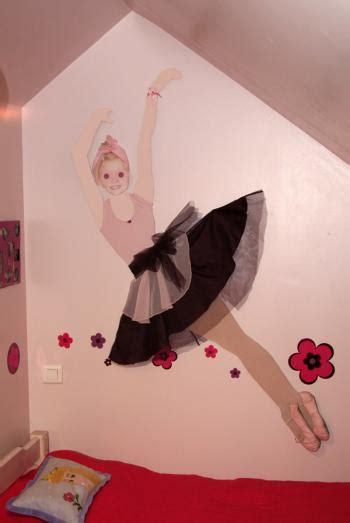 chambre de danseuse une chambre spéciale danseuse en herbe trucs et deco