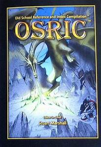 Usherwood Osric Usherwood Publishing Osric Pocket Srd Ex