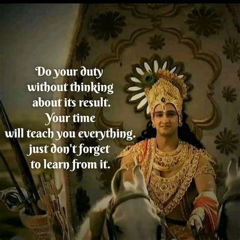 "Ancient india, epic, mahabharata, podcast, india. Krishnar Quotes on Instagram: ""#krishna #krishnarquotes #lifeliker #mahabharatham #mahabharat # ..."