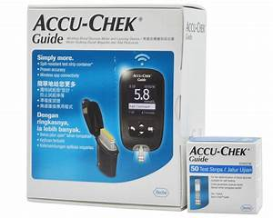 Accu-chek Guide Glucometer Bundle  J9111805199