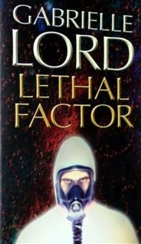Lethal Factor Jack Mccain By Gabrielle Lord
